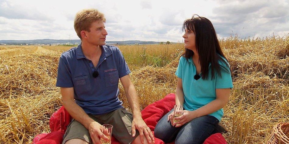 Bauer sucht Frau: Rolf turtelt mit Janine
