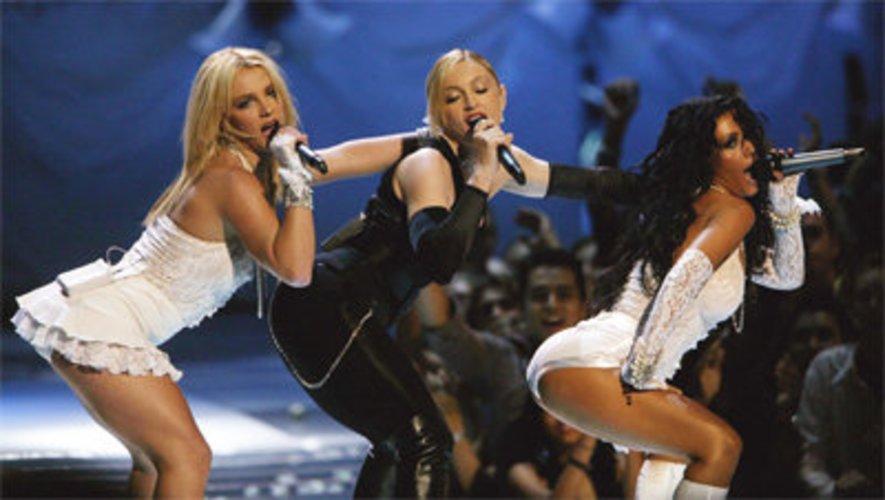 Madonna: Britney und Christina