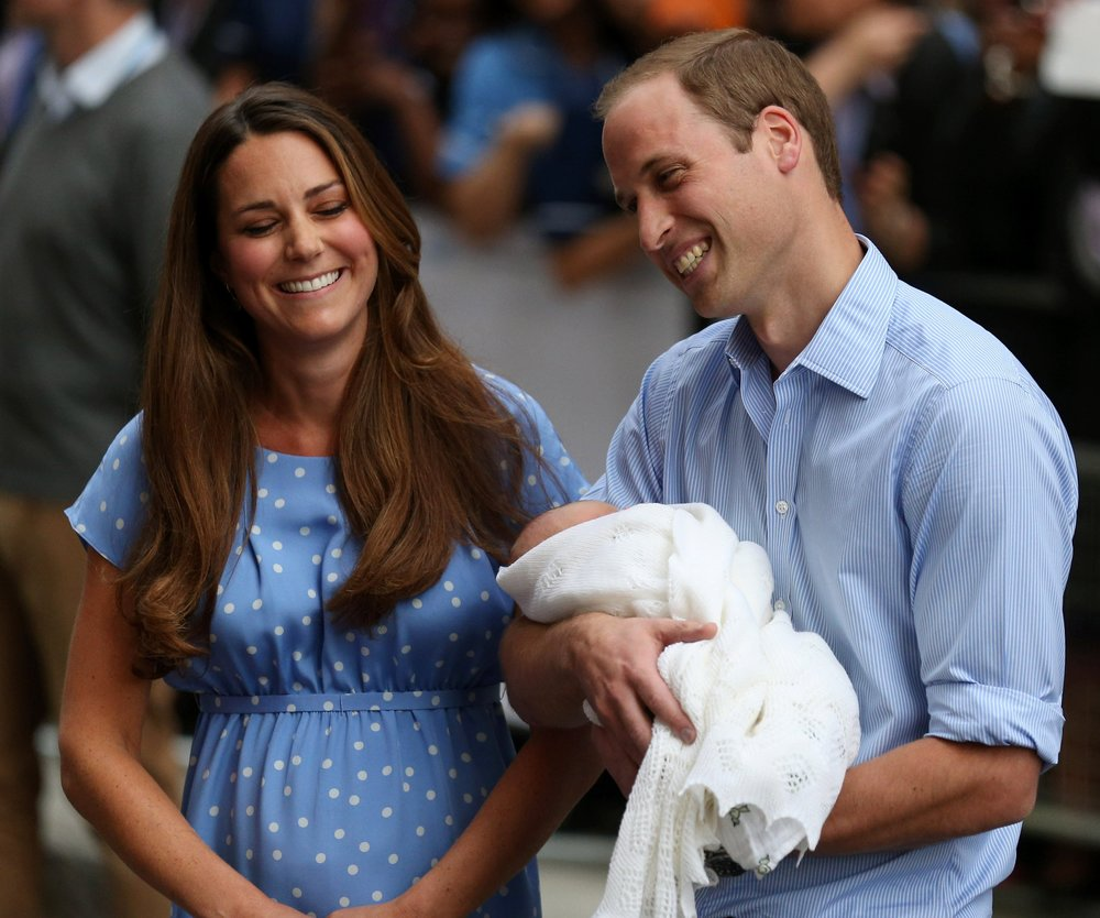 Prinz William im Shoppingrausch