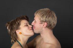 Eyeball-Licking = Augapfel lecken