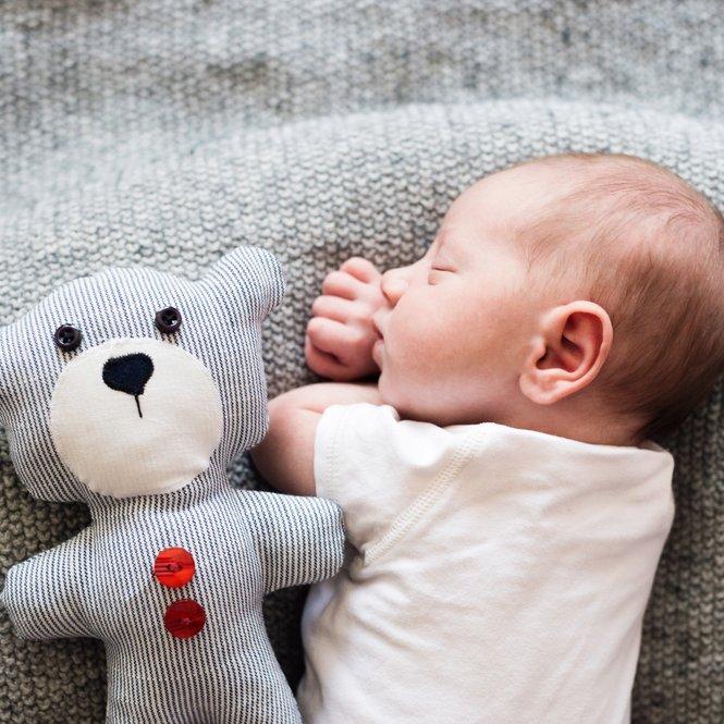 Wie viel Schlaf braucht ein Baby