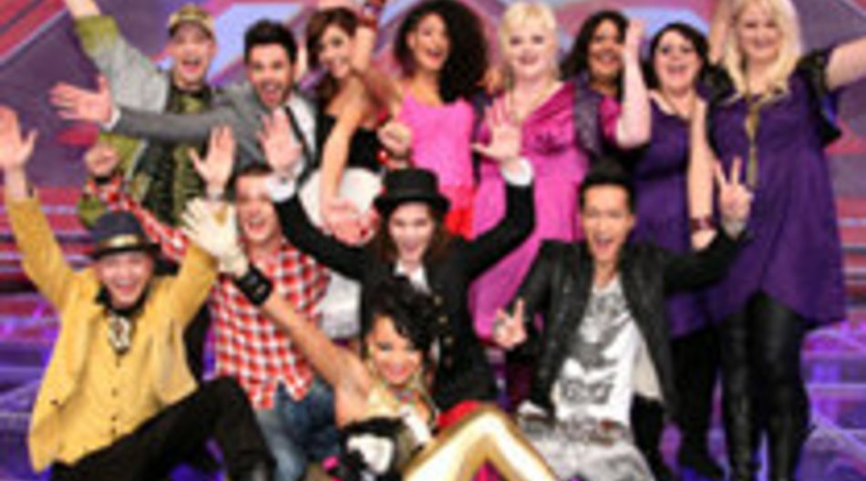 "X Factor: Heute ist ""Blockbuster Night"" in der Castingshow"