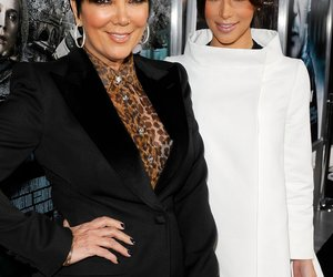 Kim Kardashian: Mama wusste von der Verlobung!