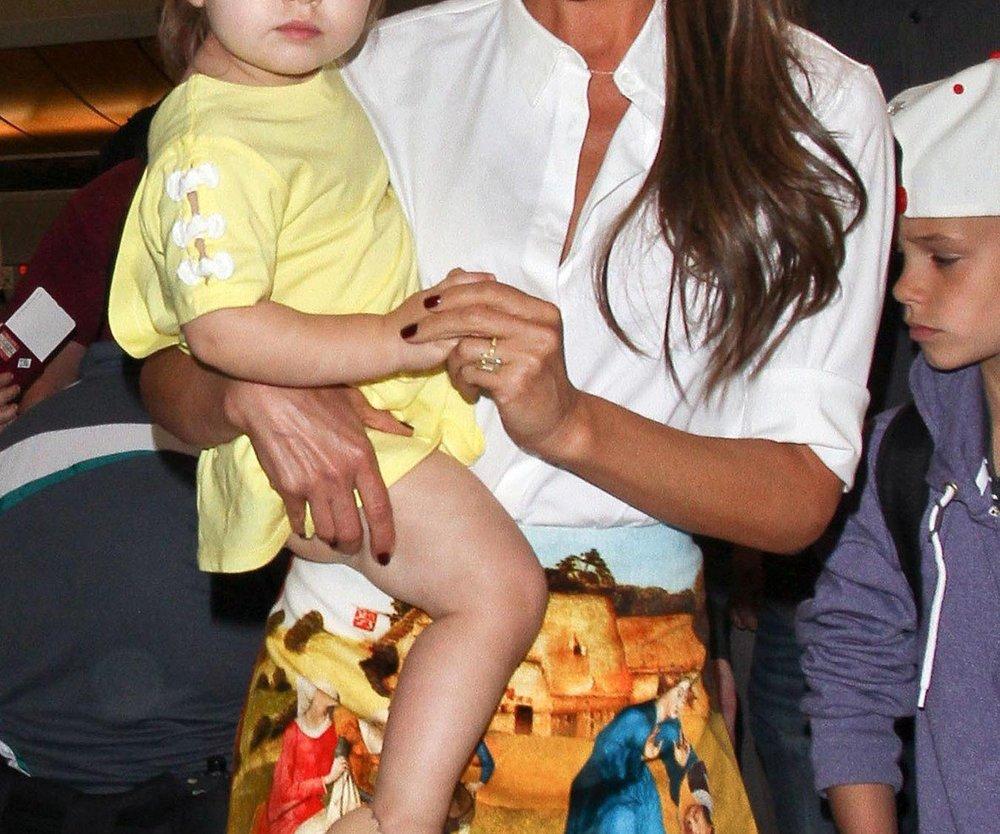 Victoria Beckham: So dekadent feiert Klein-Harper ihren zweiten Geburtstag