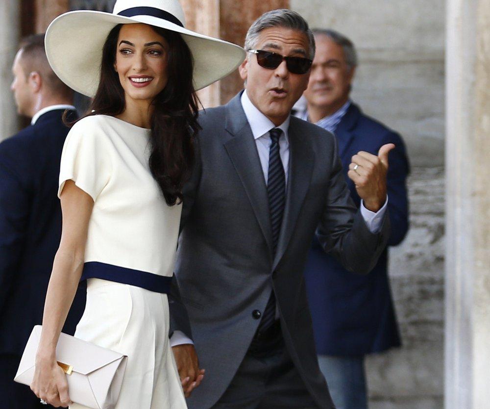 George Clooney: Daran muss er sich im Schlafzimmer halten