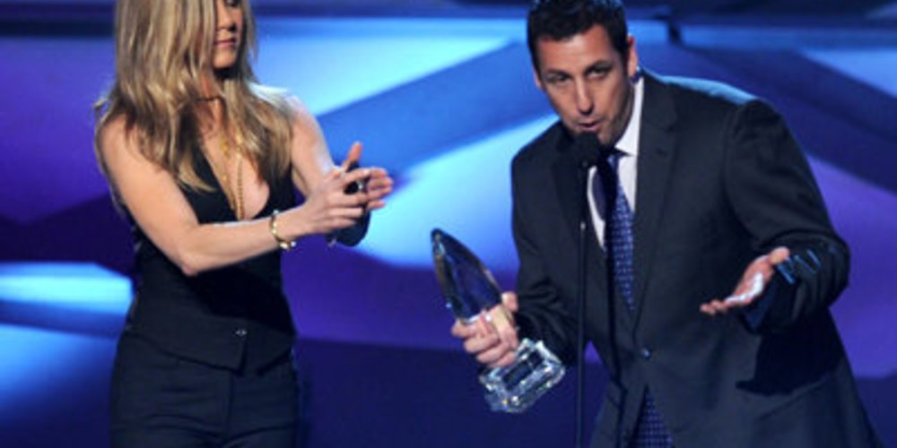 Adam Sandler bei den Peoples Choice Awards 2011
