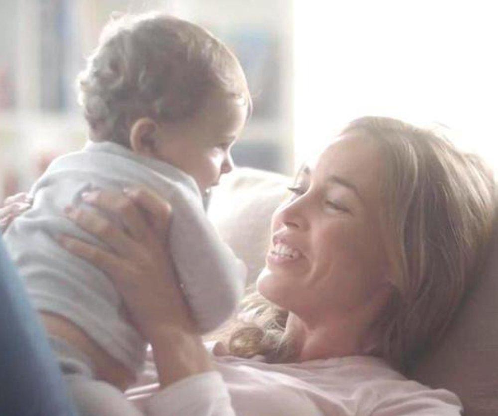 Süßes Muttertag-Video spiegelt die Gedanken von Babys wider