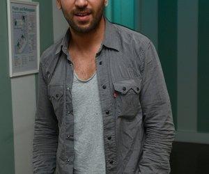 Elyas M'Barek trägt jetzt Bart