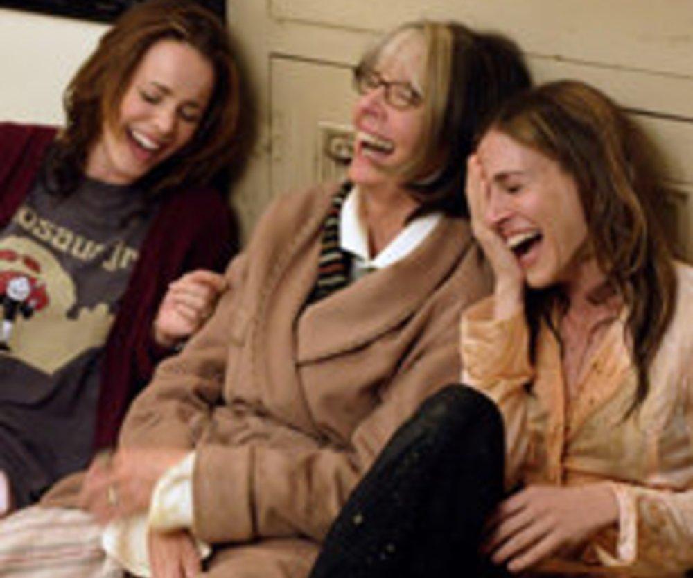 "Sarah Jessica Parker in ""Familie Stone – Verloben verboten"""