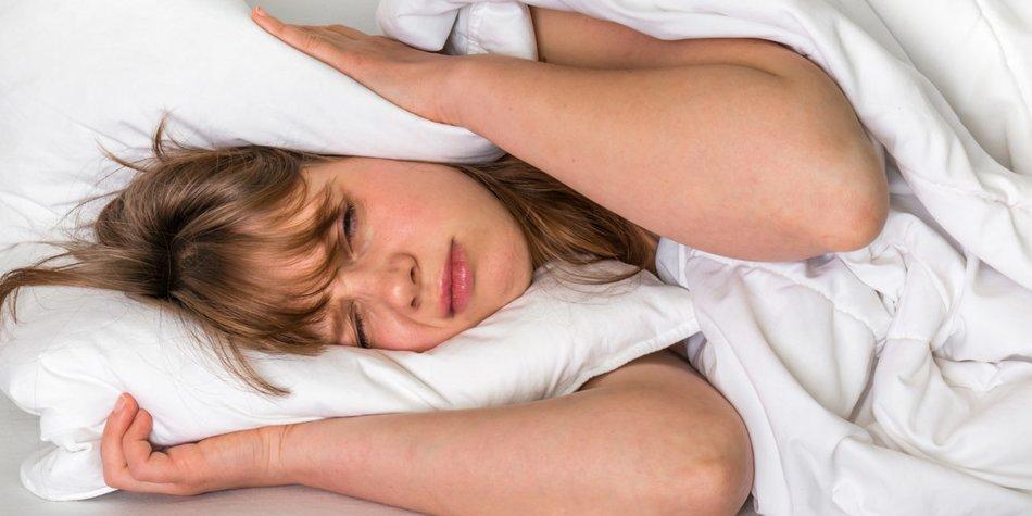 Schlechter schlafen