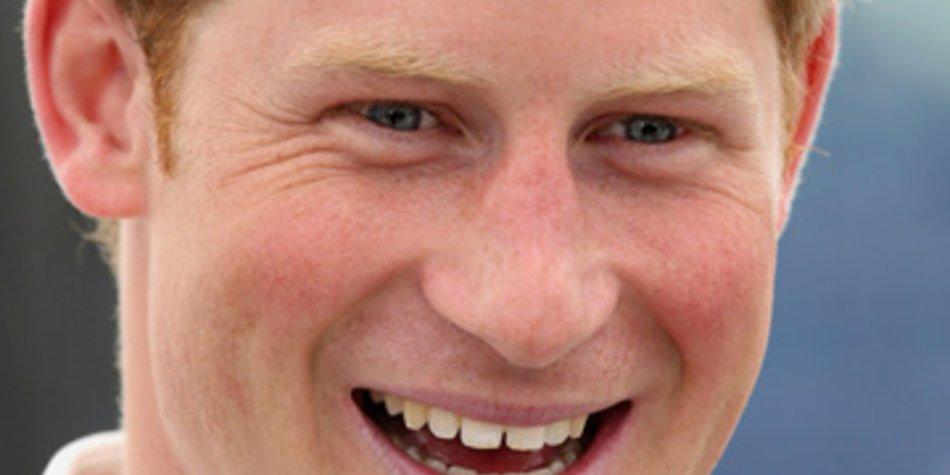 Prinz Harry wurde zum begehrtesten Junggesellen der Welt gekürt.