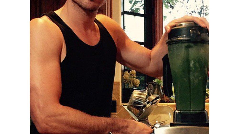 Ian Somerhalder ist der perfekte Hausmann