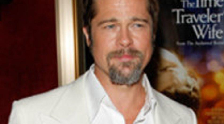 Brad Pitt tut Gutes in Spanien!