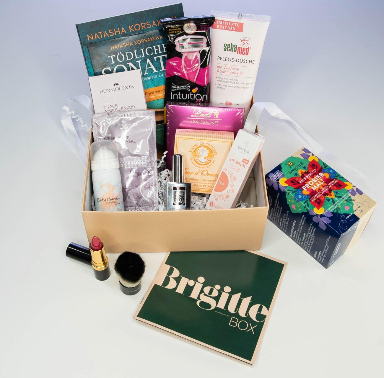 Brigitte Box Test