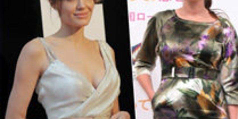 Angelina Jolie und Julia Roberts: Spinnefeind?