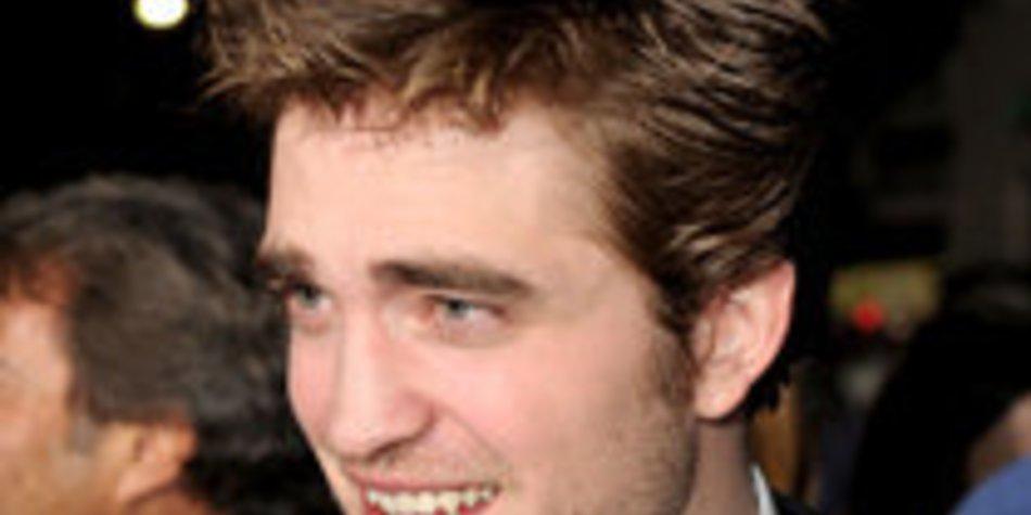 Robert Pattinson will politische Reden schwingen