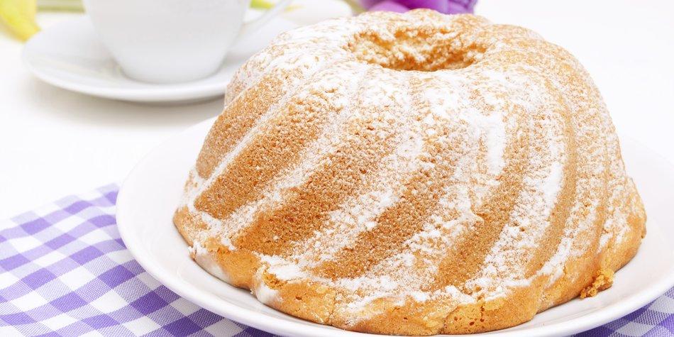 Quarknapfkuchen