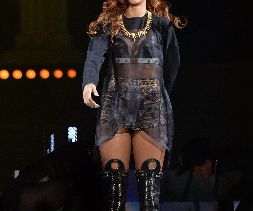 Rihanna: Trennung von Chris Brown?