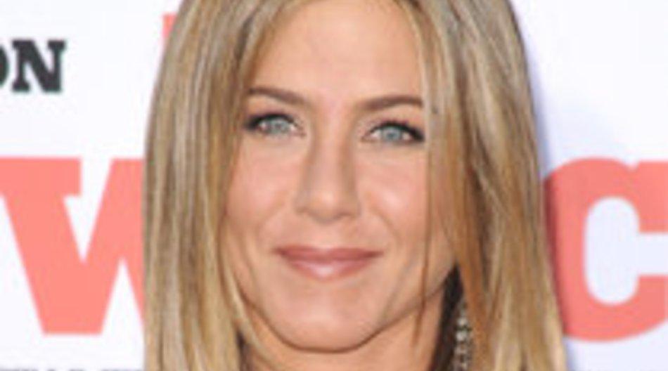 Jennifer Aniston kämpft um einen Mann