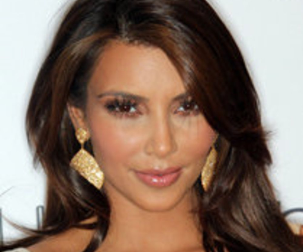 Kim Kardashian: Nacktfotos