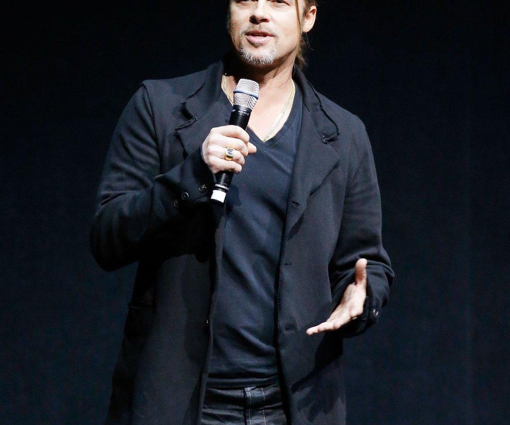 Brad Pitt wurde von Regisseur Michael Haneke abgewiesen