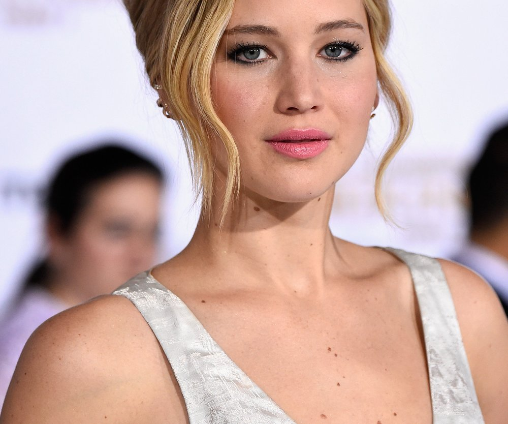 Jennifer Lawrence als Überraschungsgast