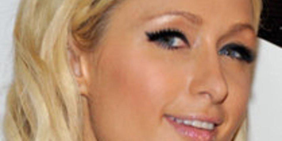 Paris Hilton: Unbekannter Freund
