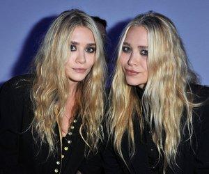 Mary-Kate und Ashley Olsen auf dem Cover