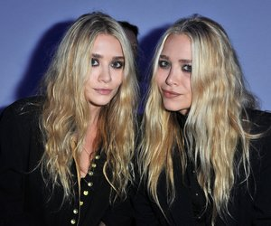 Mary-Kate und Ashley Olsen auf dem Cover