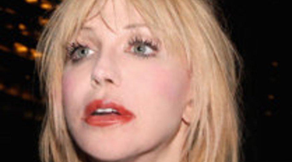 Courtney Love: Sorgerecht für Tochter verloren