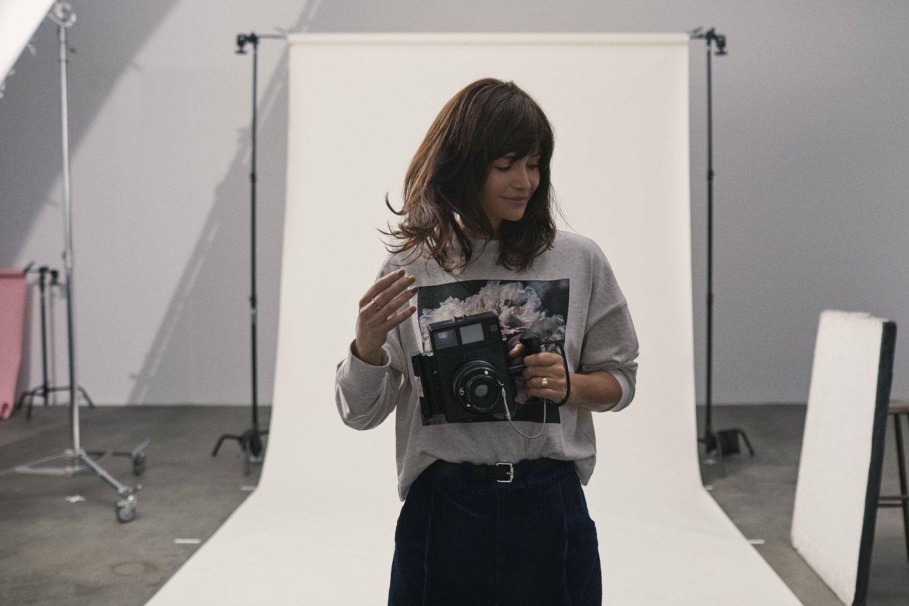H&M und Helena Christensen