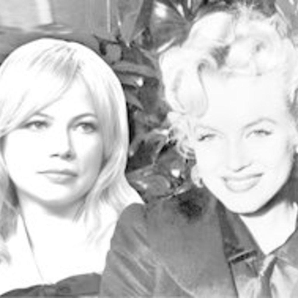 Marilyn Monroe wird von Michelle Williams gespielt