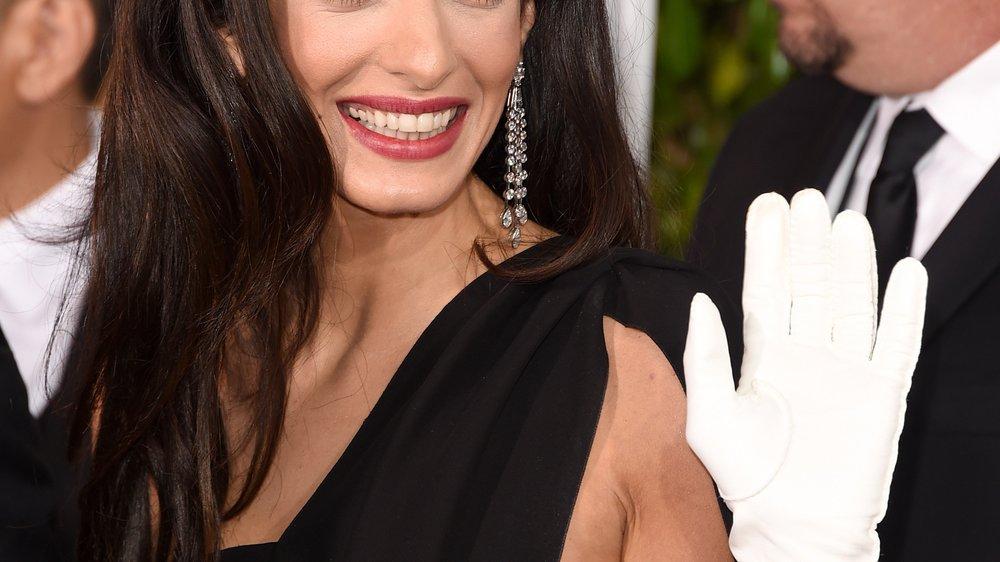 Amal Alamuddin: Hat sie keine Lust auf die Freunde von George Clooney?