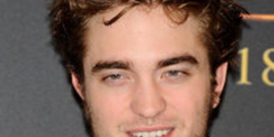 Robert Pattinson: Vom Vampir zum Baumkönig