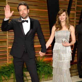 Da war noch alles gut zwischen Ben Affleck und Jennifer Garner