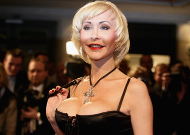 TV-Darstellerin Dolly Buster drehte viele Erotikfilme