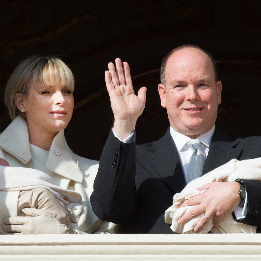 Charlène von Monaco: Das sind Jacques' und Gabriellas Taufpaten
