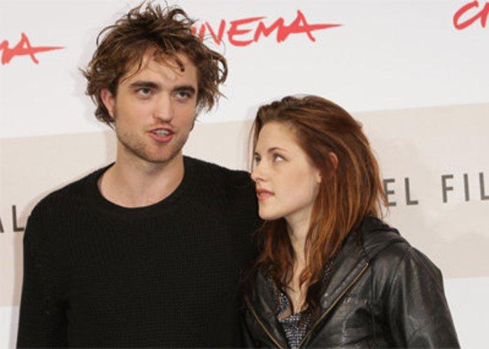 Twilight New Moon Star Robert Pattinson und Kristen Stewart
