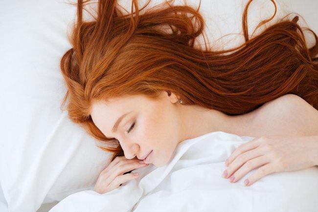 Dicken Augen Mit Viel Schlaf Entgegenwirken