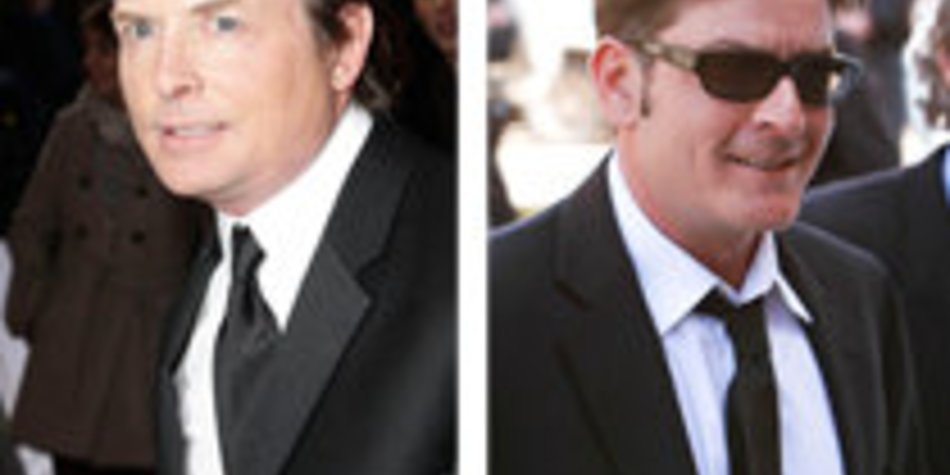 Michael J. Fox: Charlie Sheen sollte seinen Job wieder machen