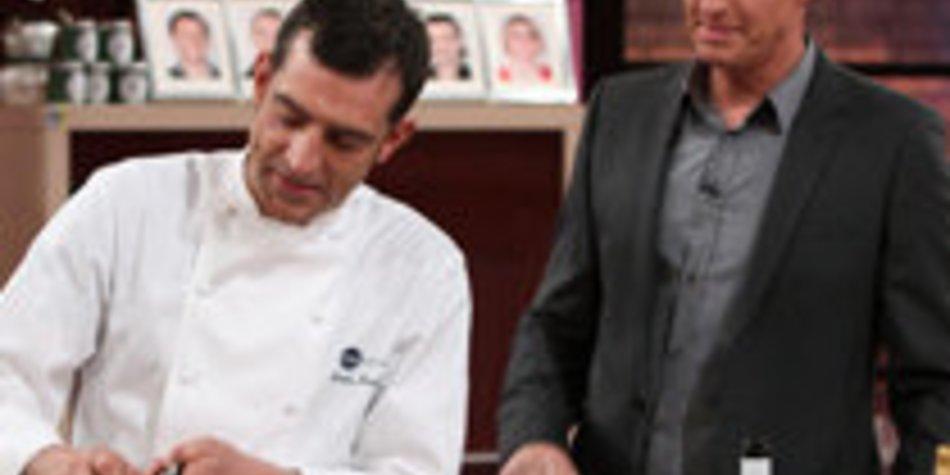 Kocharena: Martin Baudrexel heute im TV