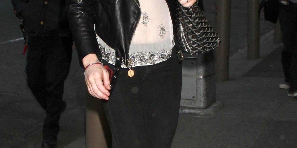Lindsay Lohan flieht aus der Entzugsklinik