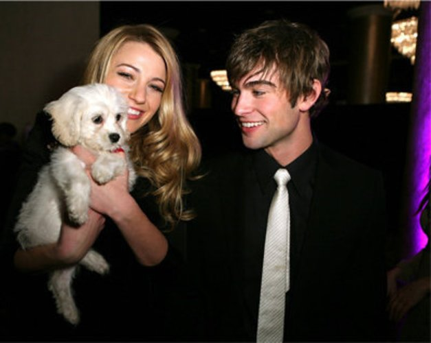Chace Crawford und Blake Lively 2007