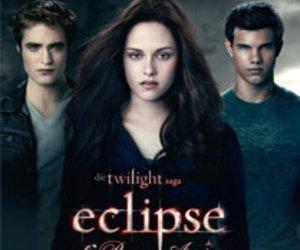 Robert Pattinson: Hauptplakat zu Eclipse