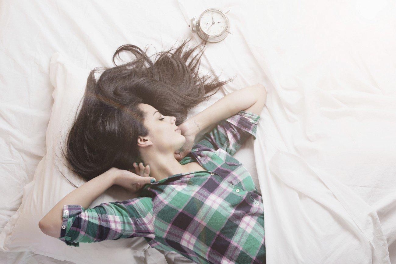 schlaf ist gesund