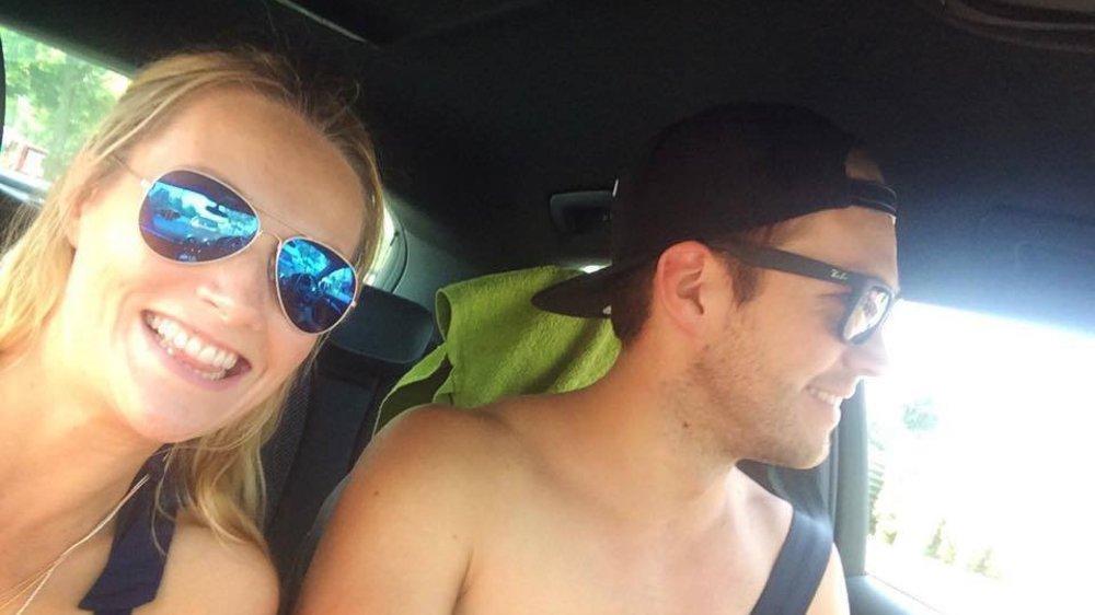 Die Bachelorette: Anna & Marvin schwitzen auf der Autobahn