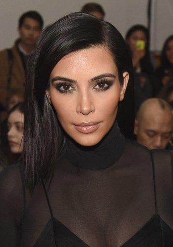 Kim Kardashian auf dem Red Carpet