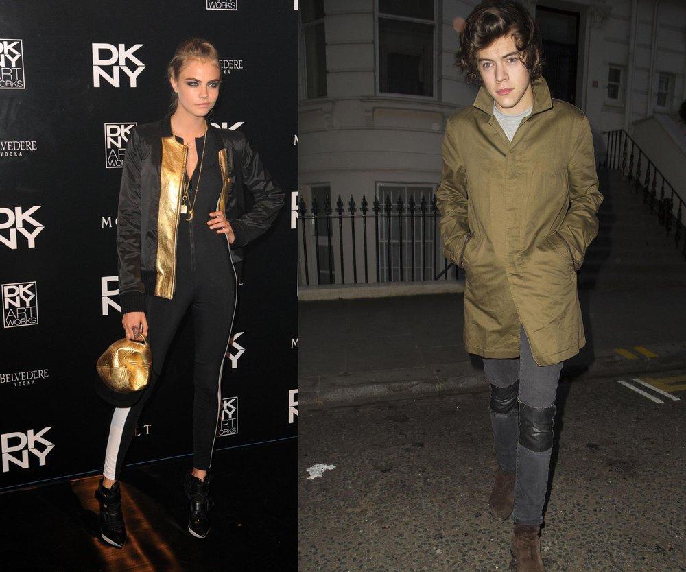 Harry Styles und Cara Delevingne: Ist es diesmal etwas Ernstes?