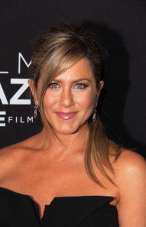 Jennifer Aniston mit glamourösem Pferdeschwanz