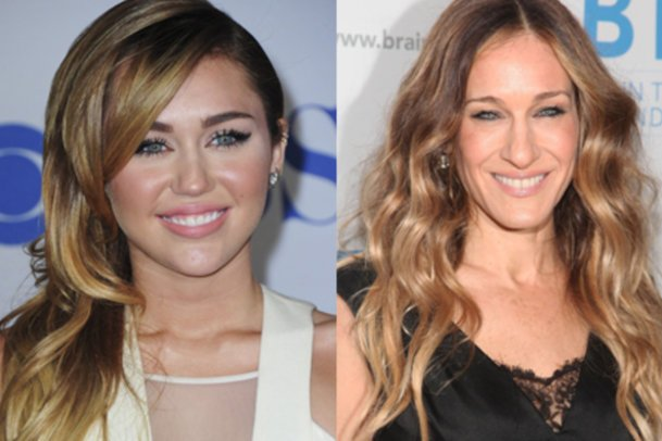Miley Cyrus möchte Sarah Jessica Parker nacheifern.